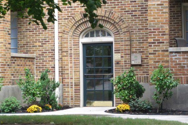 Gilmore Entrance